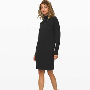 Lululemon NWT Cashmere Softer Still Sweater Dress